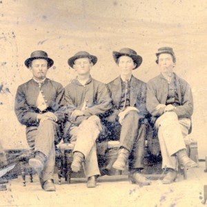 Civil War photo, Ohlinger