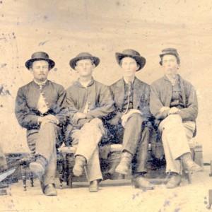 Civil War photo, Ohlinger