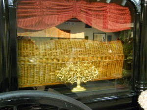 cooling basket, hearse